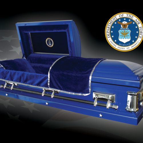 Air Force Casket