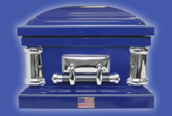 Air Force Casket - American Made