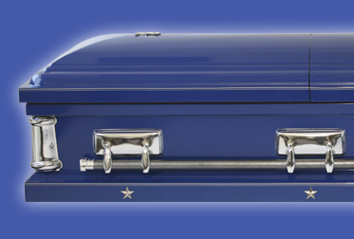 Air Force Casket - Military Casket