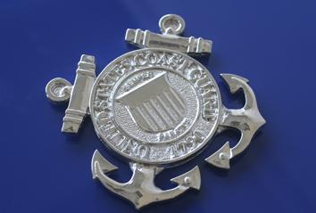 Coast Guard Casket - American Made