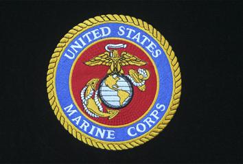 USMC Casket - American Made