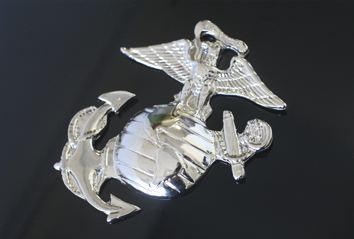 USMC Casket - Military Casket