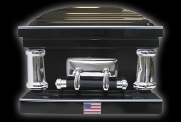 Navy Casket - Military Casket